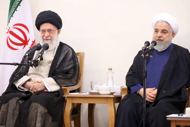 رئیس جمهور روحانی: در ذخیره و تأمین کالاهای اساسی در شرایط خوب و اطمینان بخشی قرار داریم