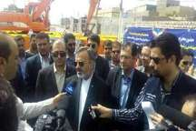 تامین کامل روشنایی و پوشش شبکه فاضلاب حاشیه شهر مشهد تا پایان سال