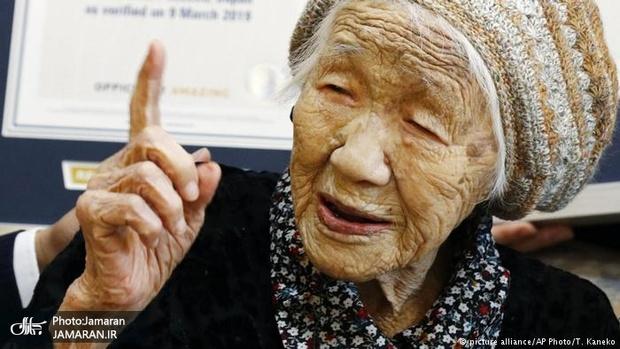عکس/ مسن ترین انسان جهان