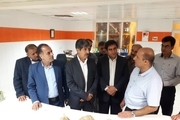 بازدید مدیرکل تامین اجتماعی کهگیلویه و بویراحمد از شرکت آسه یاسوج
