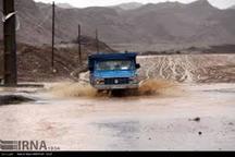 باران مانع حرکت خودروهای سواری درجاده پلدختر -خرم آبادشد