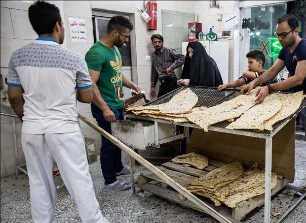 نان در خراسان شمالی 10 درصد گران شد