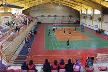 تیم های برتر والیبال استان اردبیل در خلخال معرفی شدند