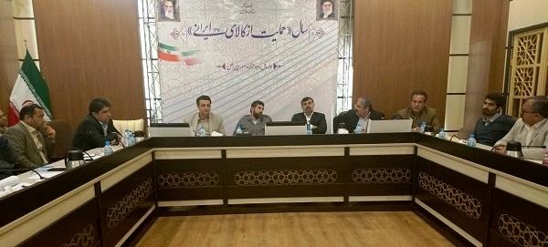 بهره برداری از تصفیه خانه های فاضلاب در ۵ شهر خوزستان در سال آینده