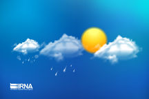 آسمان کمی ابری و وزش باد در استان تهران پیشبینی میشود