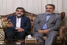 تقدیر وزیر کشور از استاندار تهران و عوامل اجرایی انتخابات