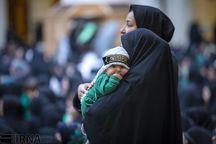 همایش شیرخوارگان حسینی بقاع متبرکه کرمانشاه برگزار میشود
