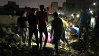 اصابت یک راکت در نزدیکی سفارت آمریکا در بغداد