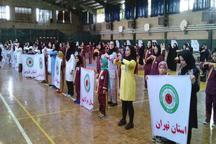 تیم تهران در مسابقات «تو کی ما» بانوان قهرمان کشور شد