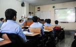 نیمی از مدارس پایتخت هوشمند شده اند