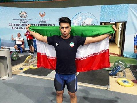 سلطانی نایب قهرمان وزنه برداری جوانان جهان شد/ ۲ نقره و یک برنز برای ایران