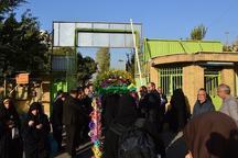 اعزام 200 دانش آموز دختر شهرستان ری به اردوی راهیان نور