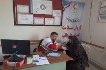 داوطلبان هلال احمر قزوین به چهار هزار روستایی خدمات دادند