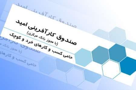 پرداخت تسهیلات 163 میلیارد ریالی صندوق کارآفرینی امید در زنجان