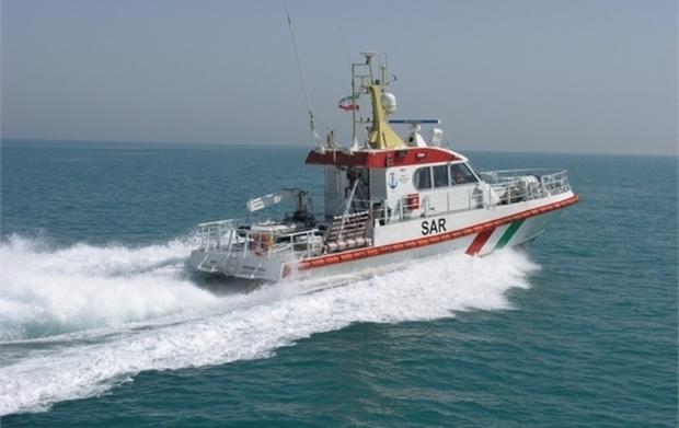 6سرنشین شناور باری درخلیج فارس نجات یافتند