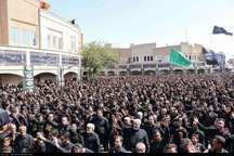 کرمان در سوگ عزای عاشوراییان