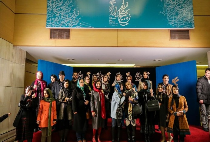 منتخب تصاویر روز دهم جشنواره فیلم فجر