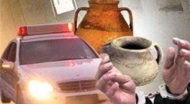 دستگیری 2 حفار غیرمجاز در لنگرود