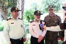 بکارگیری بیش از ۵ هزار پلیس در تأمین امنیت، امداد و نجات سیل زدگان خوزستان  شهروندان توجهی به شایعات مطرح نداشته باشند