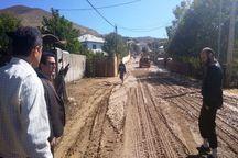 سیلاب بخش کجور نوشهر  114 راس دام را تلف کرد