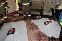نشت گاز در میاندوآب جان 2 نفر را گرفت