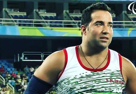 نکوییمجد موفق به کسب مدال نقره و سهمیه پارالپمیک شد