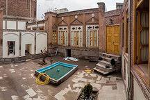 هدف از ایجاد خانه ایرانی ترویج صنایع دستی است