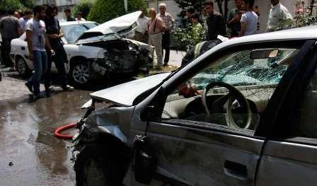 کاهش 31 درصدی تلفات تصادفات درون شهری در گیلان