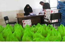 سبد غذایی رایگان بین مادران باردار تایباد توزیع شد