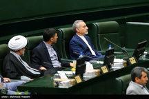 حسین فریدون در مراسم تحلیف روحانی + عکس