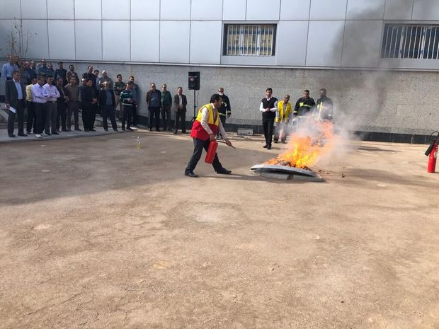 آمادگی مخابرات کرمان در حوادث محک زده شد
