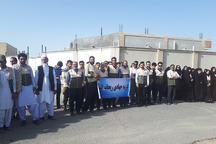 60 گروه جهادی به نقاط مختلف سیستان و بلوچستان اعزام شدند