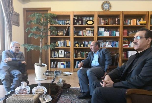 منابع مالی نگهداری ورزشگاه پارس شیراز تامین می شود