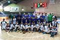 تیم فوتسال پیشکسوتان قم با استقلال تهران مساوی کردند