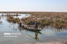کاهش آبگیری هورالعظیم در صورت ادامه هدایت آب به بخش عراقی