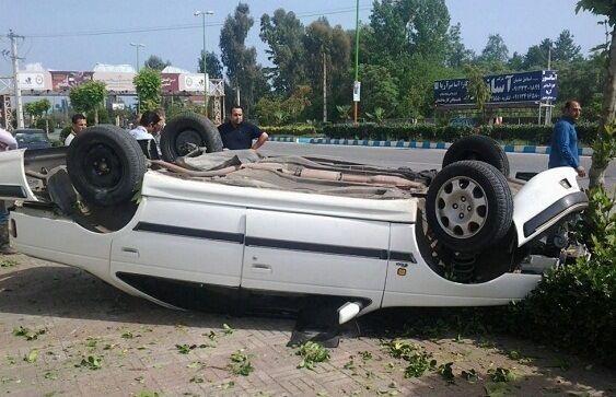 فوت ناشی از حوادث ترافیکی در لرستان افزایش یافت