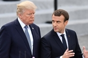 کاخالیزه فرانسه: ماکرون و ترامپ درباره ایران اختلافاتی دارند