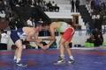 مسابقات کشتی قهرمانی جوانان کشور در شاهرود آغاز شد