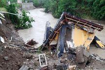 حضور کامل نیروهای امدادی در مناطق سیلزده شرق مازندران