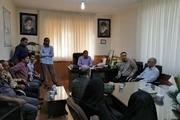 تجمع کارمندان دولت در خصوص خلف وعده های راه و شهرسازی در نیشابور