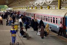 ورود ریلی 150هزار مسافر نوروزی به مشهد  مشکلی در تردد قطارها گزارش نشده است