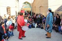 جشنواره نوروز خوانی در اماکن تاریخی جنوب تهران  برگزار شد