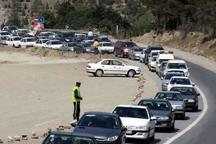ترافیک در جاده های استان سمنان روان است
