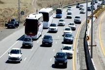 بیش از 32 میلیون خودرو از راه های البرز تردد کردند