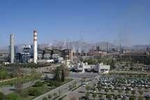 اجرای 26 پروژه زیست محیطی در ذوب آهن اصفهان
