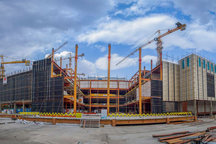افزایش ۱۰۰هزار مترمربعی زیربنای ساخت و سازهای تبریز در سال ۹۷