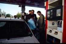 تدابیر دستگاه های دست اندرکار صف های بنزین زاهدان را شکست