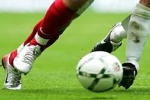 شکست تیم فوتبال پدیده مشهد بعد از پنج پیروزی پی در پی