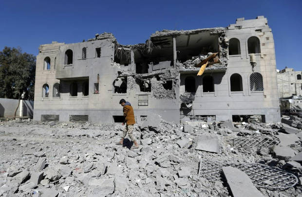 کشته شدن 320 هزار تن در جنگ یمن