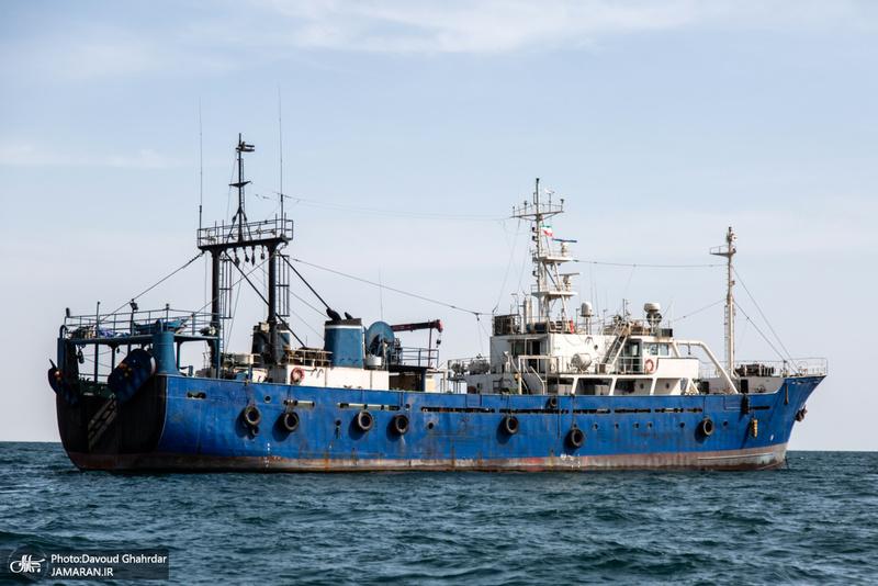 بندر جاسک - ماهی گیری